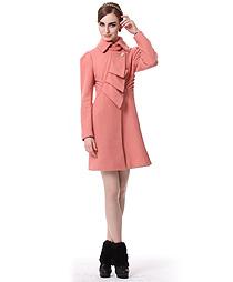 时尚高贵蕾丝百褶连衣裙